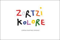 Zortzi Kolore - Lorena Martinez Oronoz