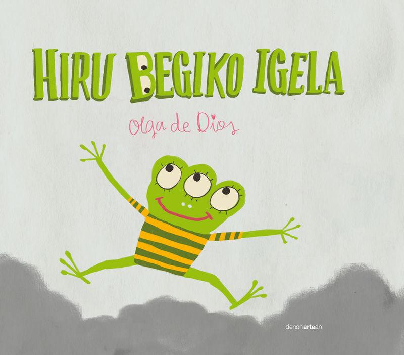 Hiru Begiko Igela - Olga De Dios