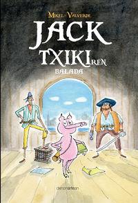 JACK TXIKIREN BALADA