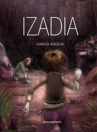 Izadia - Garazi Albizua