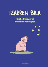Izarren Bila - Eneko Etxegarai / Eduardo Rodriguez (il. )