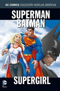 SUPERMAN / BATMAN - SUPERGIRL