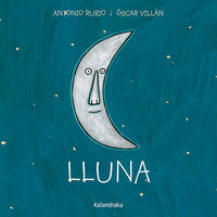 Lluna (cat) - Antonio Rubio / Miquel Desclot / Oscar Villan (il. )