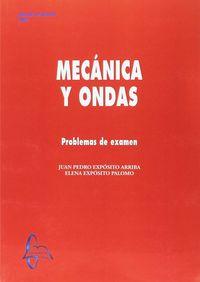 MECANICA Y ONDAS - PROBLEMAS DE EXAMEN