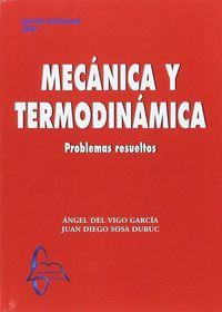 MECANICA Y TERMODINAMICA - PROBLEMAS RESUELTOS
