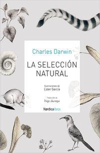 La seleccion natural - Charles Darwin