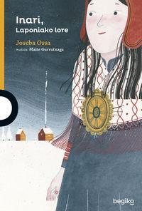 inari, laponiako lore - Joseba Ossa