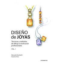 DISEÑO DE JOYAS - TECNICAS Y METODOS DE DIBUJO E ILUSTRACION PROFESIONALES VOL.1