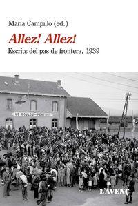 ALLEZ! ALLEZ! - ESCRITS DEL PAS DE FRONTERA, 1939