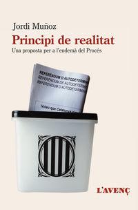 Principi De Realitat - Jordi Muñoz