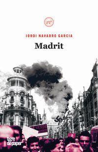 Madrit - Jordi Navarro Garcia