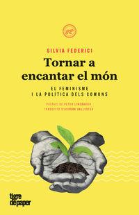 Tornar A Encantar El Mon - Silvia Federici