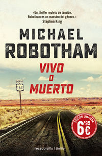 Vivo O Muerto - Michael Robotham