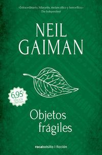 Objetos Fragiles (limited) - Neil Gaiman