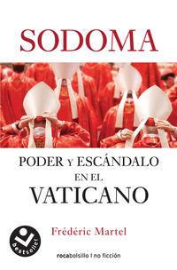 Sodoma - Poder Y Escandalo En El Vaticano - Frederic Martel