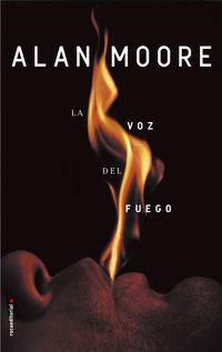 La voz del fuego - Alan Moore