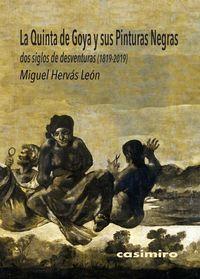 La quinta de goya y sus pinturas negras - Stefan Zweig