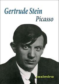 Picasso (frances) - Gertrude Stein