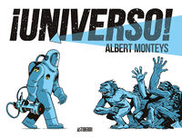¡universo! - Albert Monteys