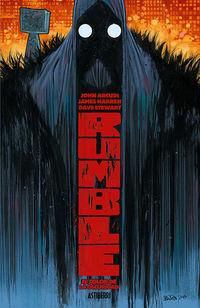 Rumble 1 - El Color De La Oscuridad - John Arcudi