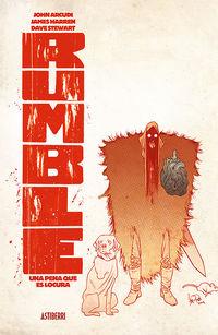 Rumble 2 - Una Pena Que Es Locura - John Arcudi / James Harren / Dave Stewart