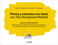 Piensa Y Comunica Tus Ideas Con The Storyboard Method - Jenifer L. Johnson / Marion Charreau