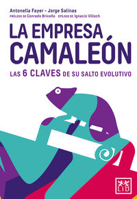 La empresa camaleon - Antonella Fayer Perez / Jorge Salinas Morales