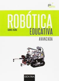 ROBOTICA EDUCATIVA AVANZADA