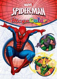 SPIDER-MAN - MEGACOLOR