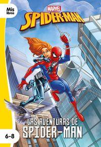 SPIDER-MAN - LAS AVENTURAS DE SPIDER-MAN - NARRATIVA
