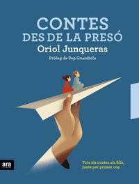 Contes Des De La Preso - Oriol Junqueras