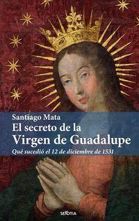 El secreto de la virgen de guadalupe - Santiago Mata