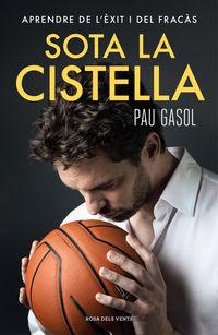 Sota La Cistella - Pau Gasol