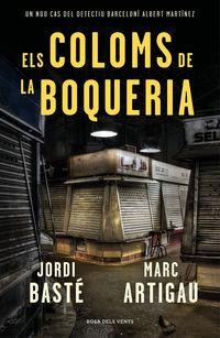 COLOMS DE LA BOQUERIA, ELS