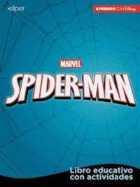 Spider-Man (libro Educativo Disney Con Actividades) - 3-5 Años - Aa. Vv.