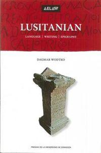 Lusitanian - Language, Writing, Epigraphy - Dagmar Wodtko