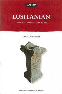 LUSITANIAN - LANGUAGE, WRITING, EPIGRAPHY