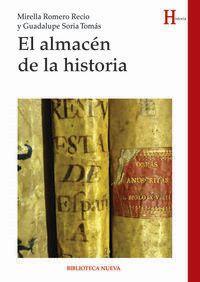 El almacen de la historia - Mirella Romero Recio