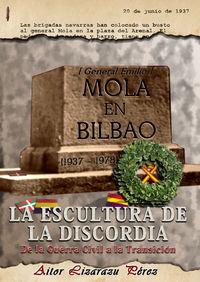 MOLA EN BILBAO - LA ESCULTURA DE LA DISCORDIA