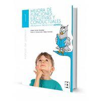 MEJORA DE FUNCIONES EJECUTIVAS Y CONDUCTUALES - PROFESOR - PROGRAMA PREVENTIVO ADH