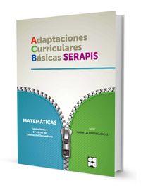 Eso 1 - Matematicas - Adaptaciones Curriculares Basicas - Maria Calmarza Cuencas