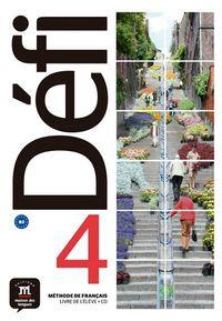 DEFI 4 (B2) (+CD)