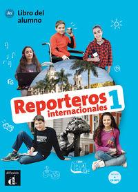 Reporteros Internacionales 1 (a1) - Marcela Calabria / Maria Letizia Galli / Maria Signo Fuentes