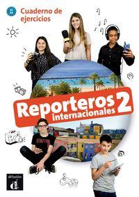 Reporteros Internacionales 2 (a1-A2) Cuad. - Aa. Vv.