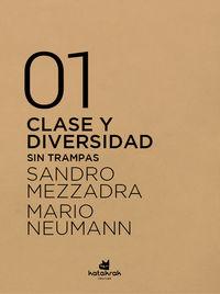 CLASE Y DIVERSIDAD - SIN TRAMPAS