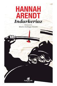 indarkeriaz - Hannah Arendt
