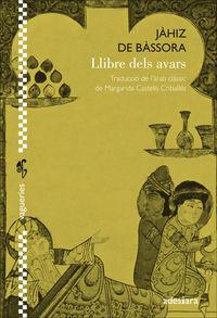 Llibre Dels Avars - De, Jahiz Bassora