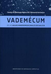 VADEMECUM DE LAS AGUAS MINEROMEDICINALES