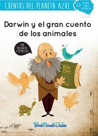 Darwin Y El Gran Cuento De Los Animales - Aa. Vv.