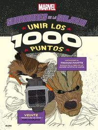 Unir Los 1000 Puntos - Guardianes De La Galaxia - Thomas Pavitte